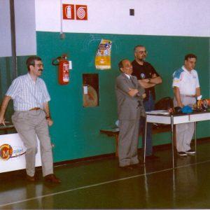 1995 Premiazioni di fine stagione del sindaco Mele