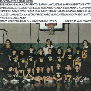 1997-1998: Paperini e Scoiattoli