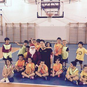 2015: Natale minibasket